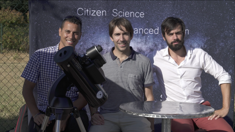 Telescope design promises to revolutionize amateur astronomy