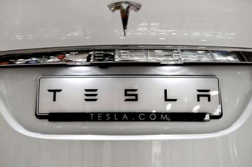 """Tesla announced on October 2 that it produced only 260 of the sedans in the third quarter due to """"production bottlenecks,&q"""
