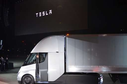 Tesla co-founder and CEO Elon Musk says his electric Semi Truck can save 20 percent compared with traditional diesel rigs, after