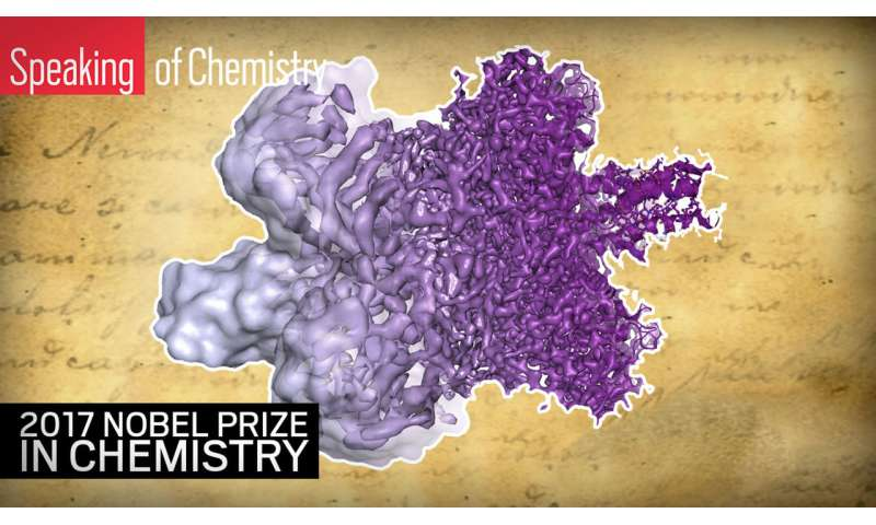 The 2017 Nobel Prize in Chemistry: Cryo-electron microscopy explained (video)