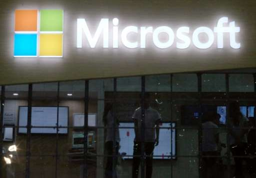 The 600 million euro figure from Microsoft is the second-largest amount France has sought in unpaid taxes from a high-tech multi