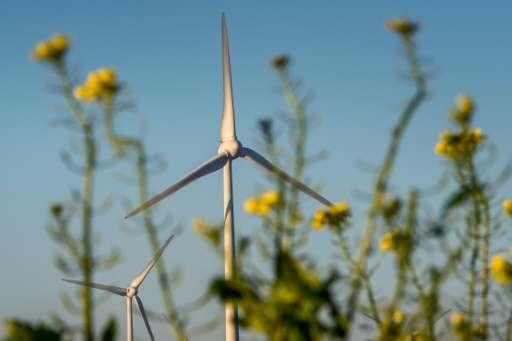 The average expenditure per megawatt for both wind and solar energy has dropped by about 10 percent compared to last year