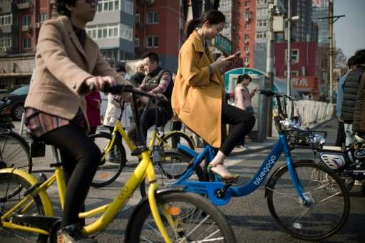 The city of Shanghai is considering a more drastic approach to limit the chaos caused by bikes: Barring people authorities consi