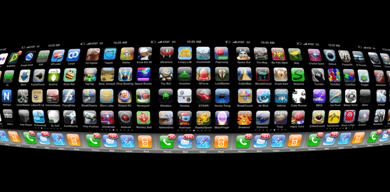 The difficulty of determining which internet apps track personal data