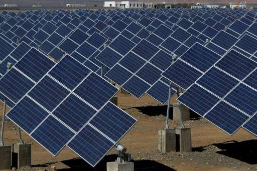 The EU imposed anti-dumping duties in 2013 on imports of Chinese solar panels