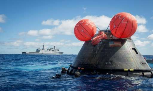 The first two launches of NASA's deep-space capsule Orion could be delayed, setting back its Journey to Mars