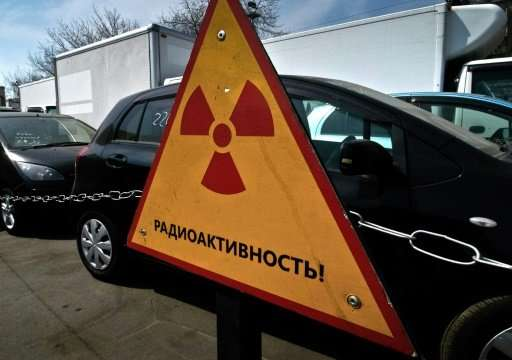 """The highest concentration of radioactive pollution was registered in the village of Argayash, whose """"extremely high polluti"""