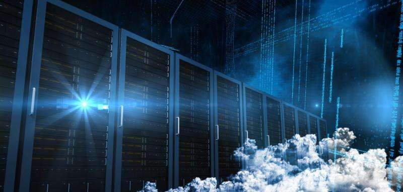 The key to private and efficient data storage