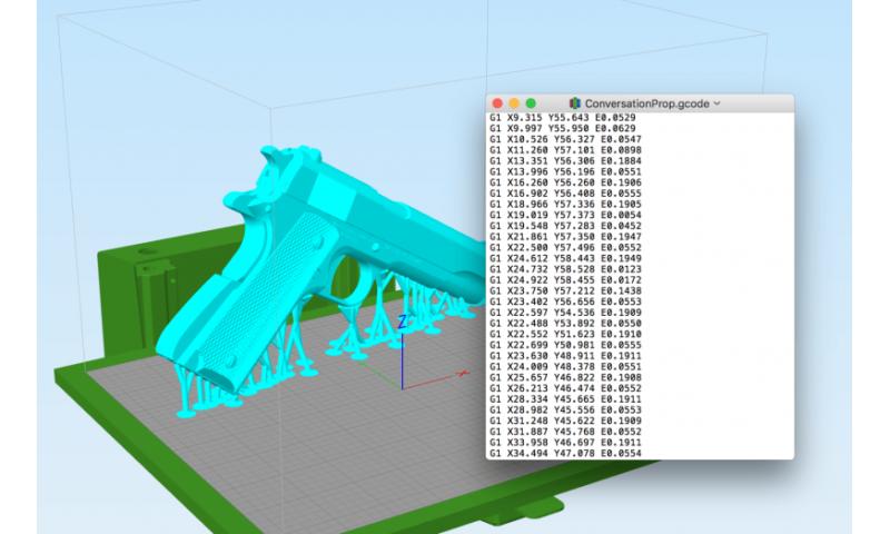 The legal minefield of 3D printed guns