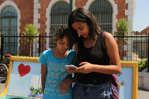 """The Mexican city of Juarez used to be called """"the capital of murdered women"""" and is fighting back now with an app that"""