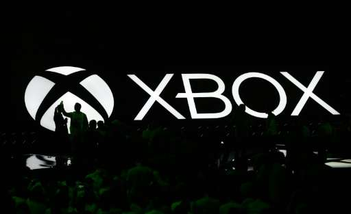 The Microsoft Xbox One S console, seen at its 2016 launch, can be used for the tech giant's new Netflix-style streaming game ser