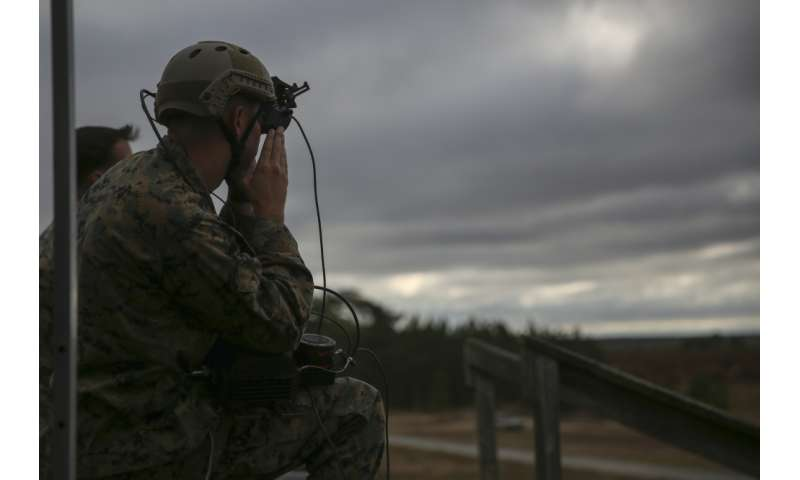 The mind as a weapon: Helping Marines make faster, better combat decisions