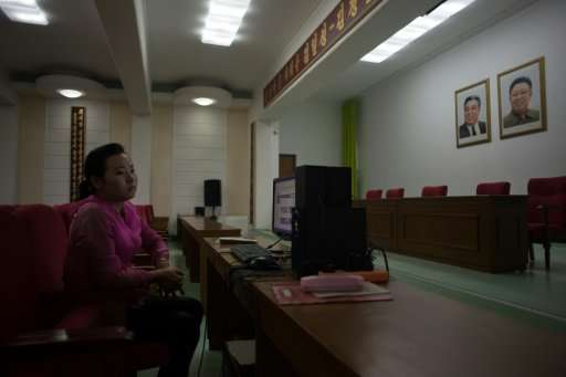 The new internet connection to North Korea supplements the existing link provided by China Unicom