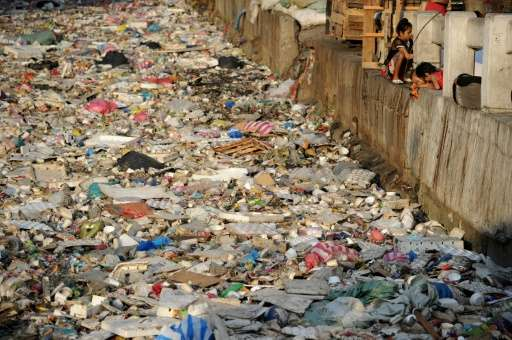 The planet's dangerously polluted oceans will contain more plastic waste than fish by 2050 if urgent action isn't taken, the com
