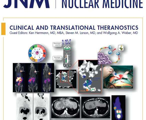 Theranostics: Paintball targeting of cancer cells combined with precision therapy