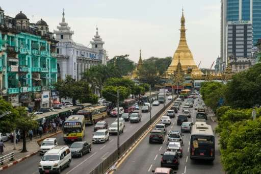 There are currently around 430,000 registered cars in Myanmar, according to automotive consulting firm Solidiance