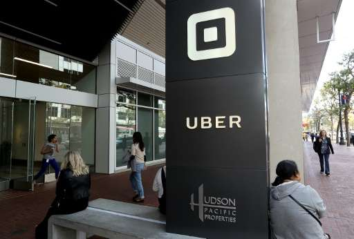 The San Francisco headquarts of Uber, which is conducting a far-reaching investigation into workplace misconduct