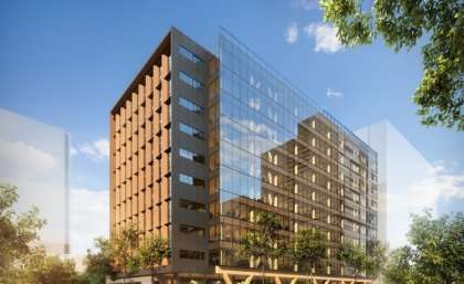 The sky's the limit for sustainable wooden skyscrapers