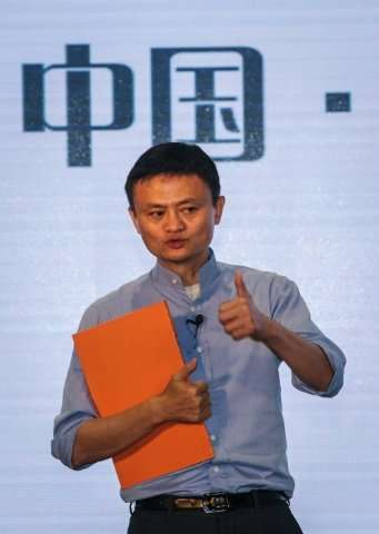 The success of Alibaba has made Jack Ma one of China's wealthiest men