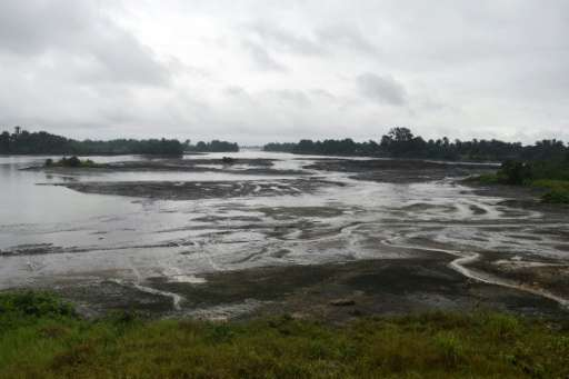 The UN's environment agency says cleaning up oil contamination in Ogoniland could take 30 years