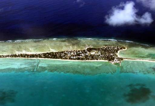 The World Bank has warned that Kiribati, which is only a few metres above sea level, may need to consider wholesale migration du