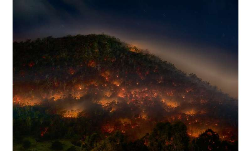 To fight the catastrophic fires of the future, we need to look beyond prescribed burning