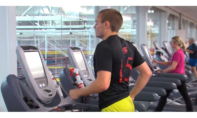 To improve health and exercise more, get a gym membership, Iowa State study suggests