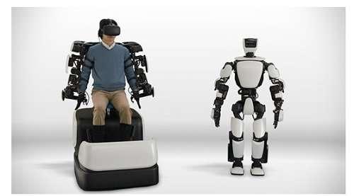 Toyota unveils third-generation humanoid robot T-HR3