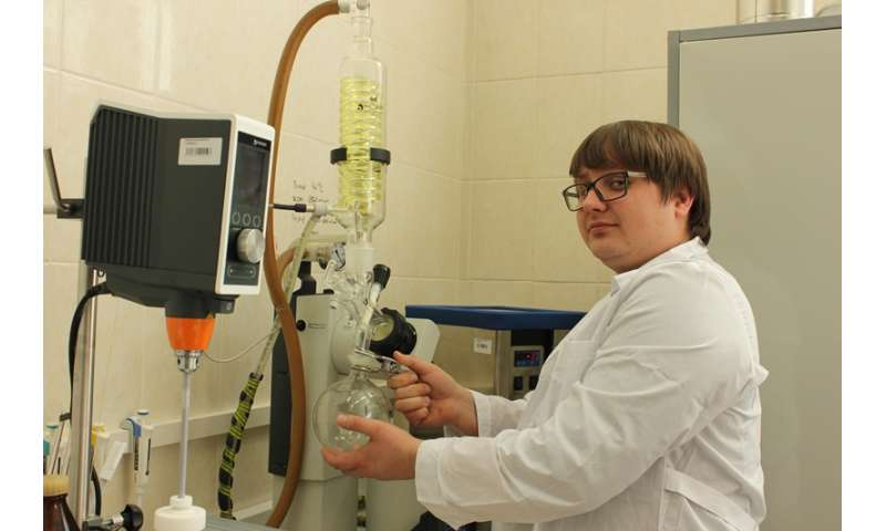 TPU scientists equip chemical sensors with 'traps' to detect toxic substances