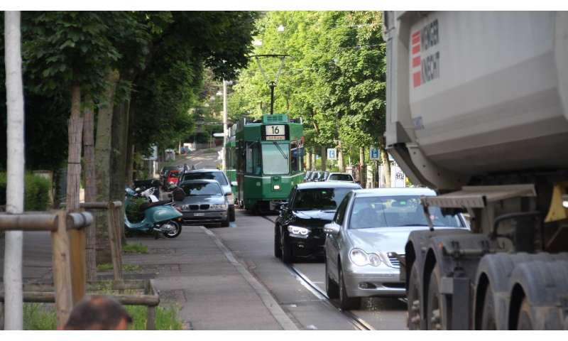Transportation noise increases risk for cardiovascular diseases and diabetes
