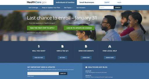Tuesday night deadline for 'Obamacare' coverage
