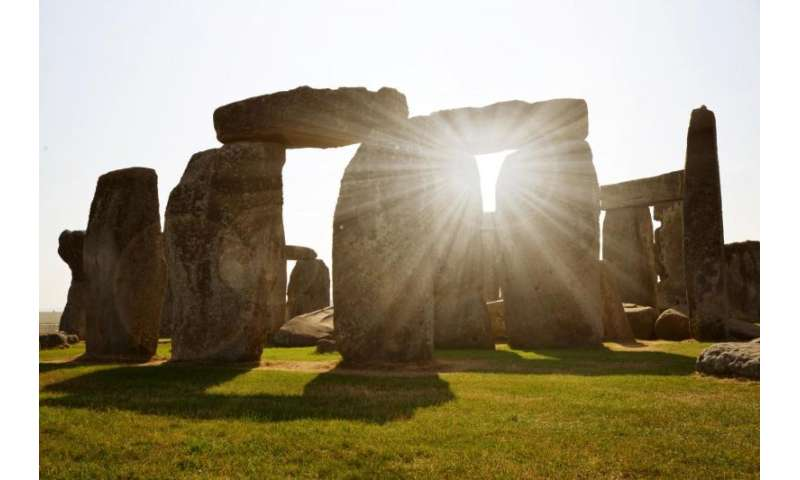 Tunneling under Stonehenge—the effects of urban sprawl