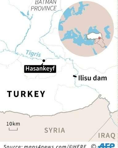 Turkey's Ilisu dam project