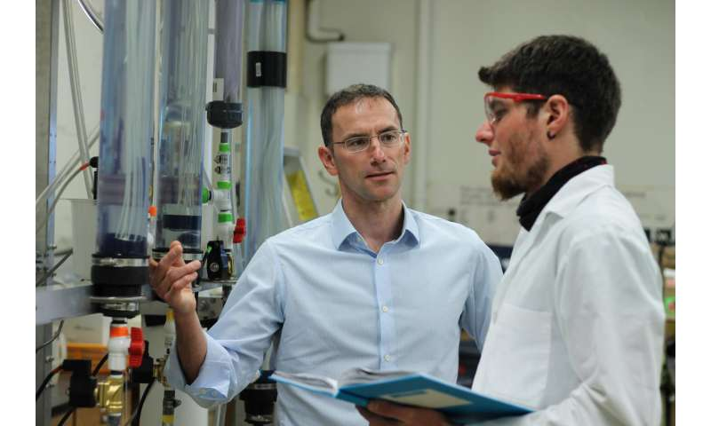 UBC invention uses bacteria to purify water