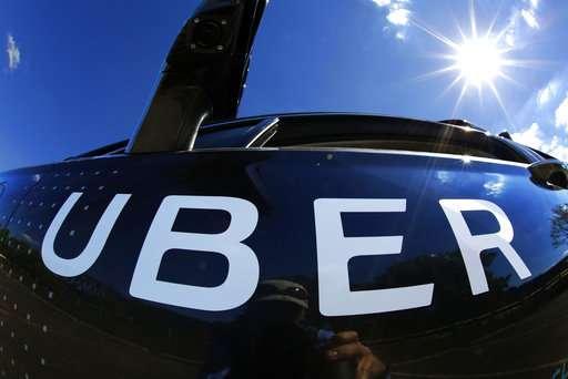 Uber taps Barney Harford as COO