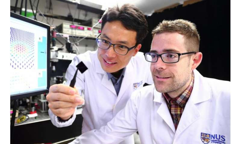 Ultra-thin multilayer film for next-generation data storage and processing