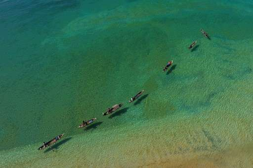 Until recently the sea provided Myanmar's Moken people with everything they needed: a base for boats they lived in, fish and sea