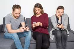 Use of digital technology can have negative effects on mental and physical health