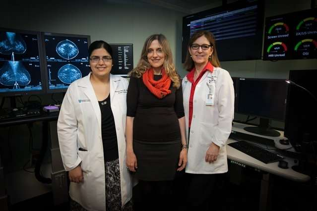 Using artificial intelligence to improve early breast cancer detection