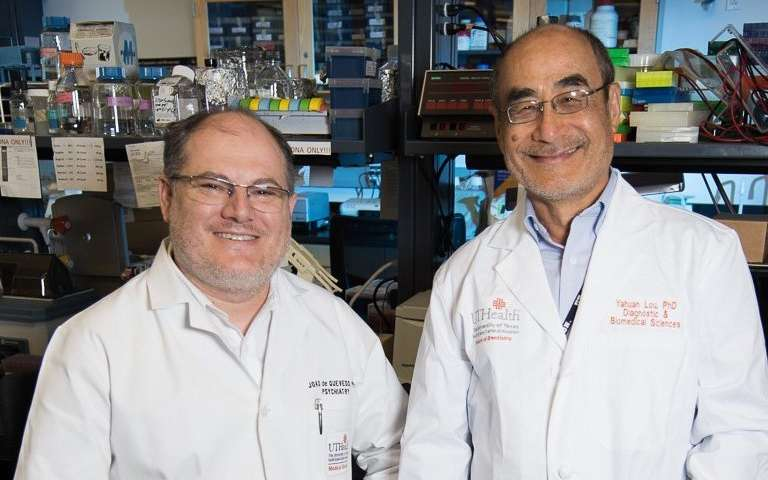 UTHealth researchers' intriguing study