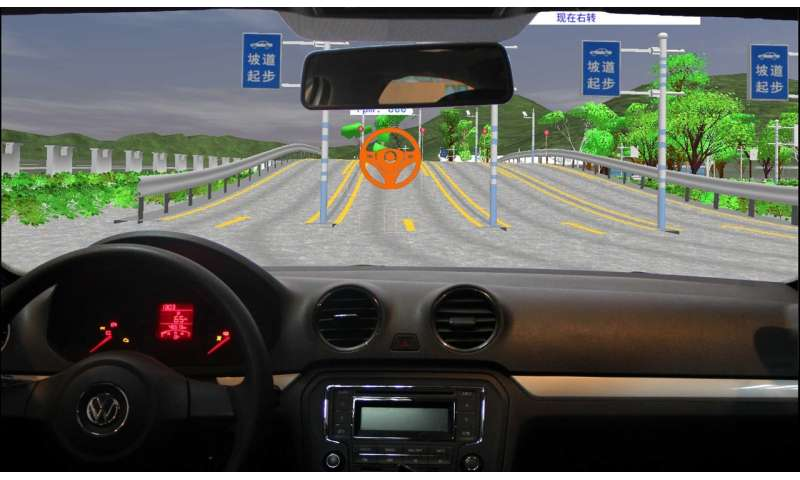 Virtual driving instructor and close-to-reality driving simulator