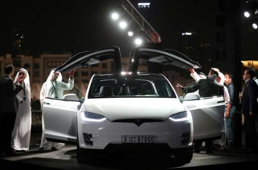 Visionary or mad scientist—Elon Musk's Tesla aims to conquer the car market in the oil-rich Middle East with electric vehicles