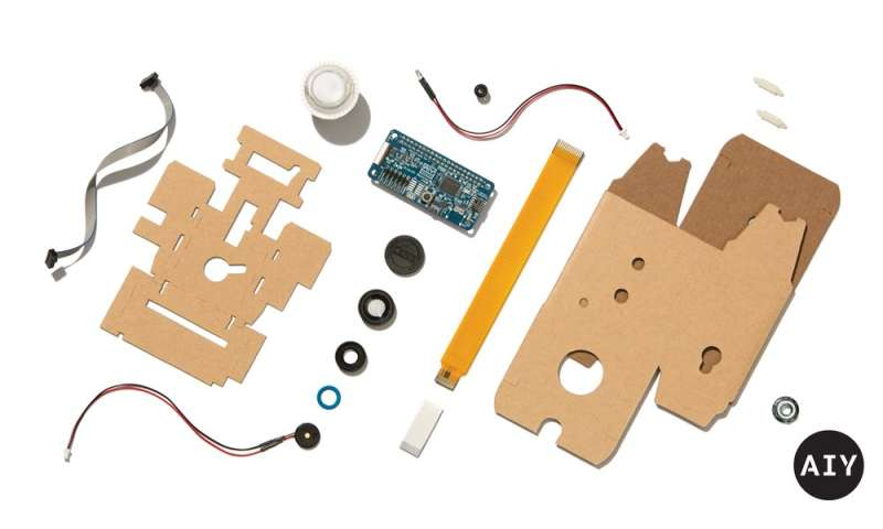 Vision kit will bring new pizzazz to Raspberry Pi projects
