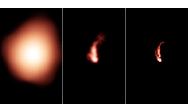 VLA begins huge project of cosmic discovery