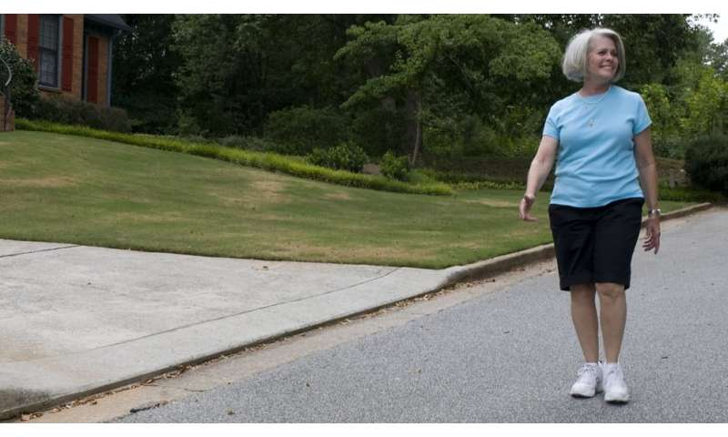 Walkable neighborhoods linked with more active older adults