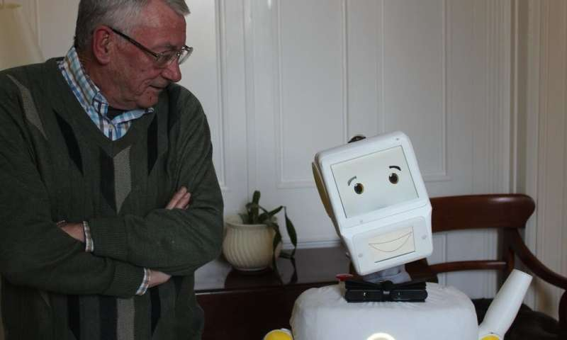 We built a robot care assistant for people with dementia – here's how it works