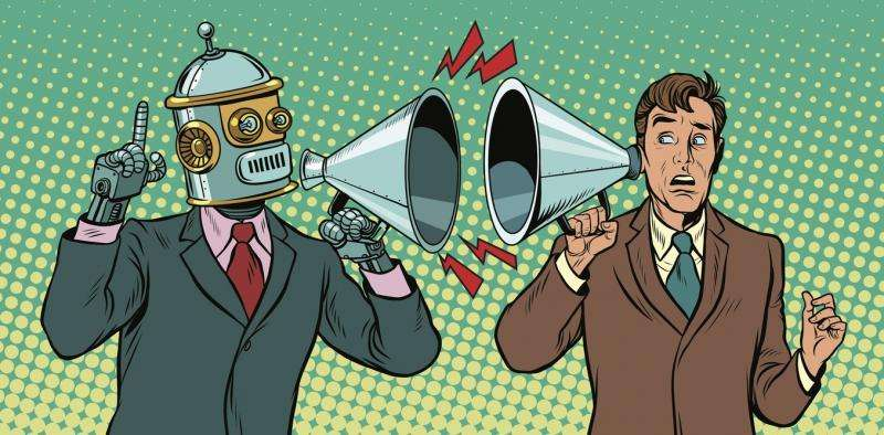 We don't want AI that can understand us – we'd only end up arguing