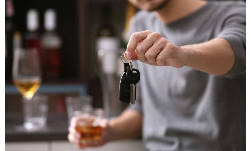 What is the best policy for reducing the impact of alcohol on the road accident rate?