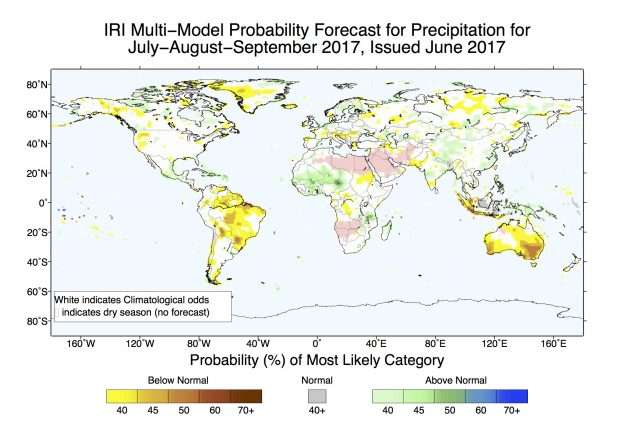 What's in the forecast and how do we know?