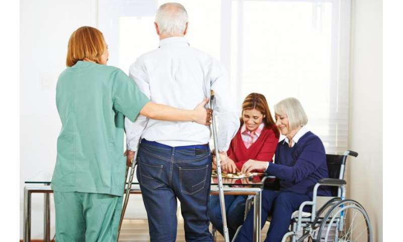 What to look for when choosing a good care home